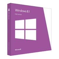 Microsoft Windows 8.1 Full Version RU BOX