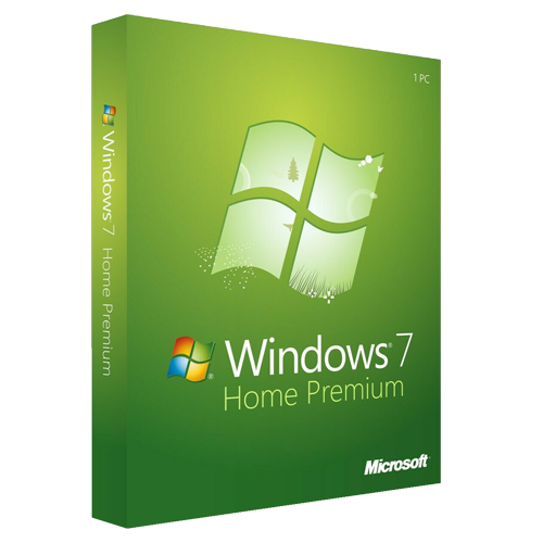 Microsoft Windows 7 Home Premium RU x32/x64 OEM