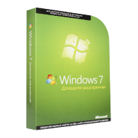 Microsoft Windows 7 Home Premium RU x32/x64 BOX