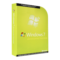 Microsoft Windows 7 Home Basic RU x32/x64 BOX