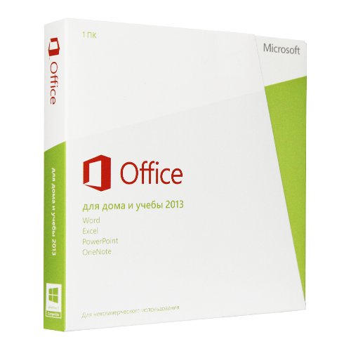 Microsoft Office 2013 Home and Student RU x32/x64 ESD - характеристики