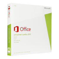 Microsoft Office 2013 Home and Student RU x32/x64 ESD
