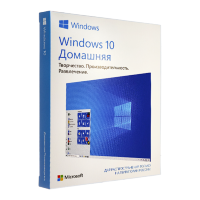 Microsoft Windows 10 Home RU x32/x64 ESD