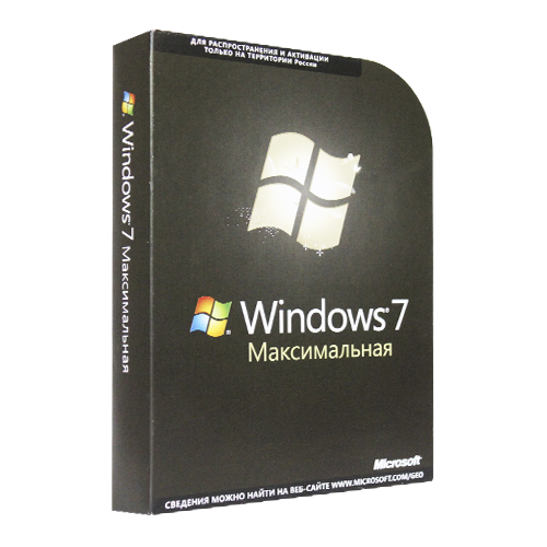 Microsoft Windows 7 Ultimate RU x32/x64 ESD - характеристики