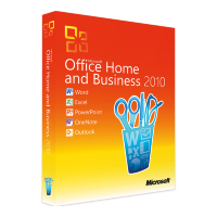 Microsoft Office 2010 Home and Business RU x32/x64 OEM