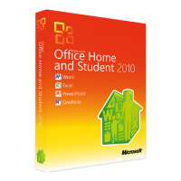Microsoft Office 2010 Home and Student RU x32/x64 PKC