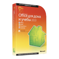 Microsoft Office 2010 Home and Student RU x32/x64 BOX