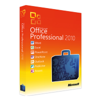 Microsoft Office 2010 Professional RU x32/x64 PKC