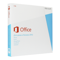 Microsoft Office 2013 Home and Business RU x32/x64 BOX
