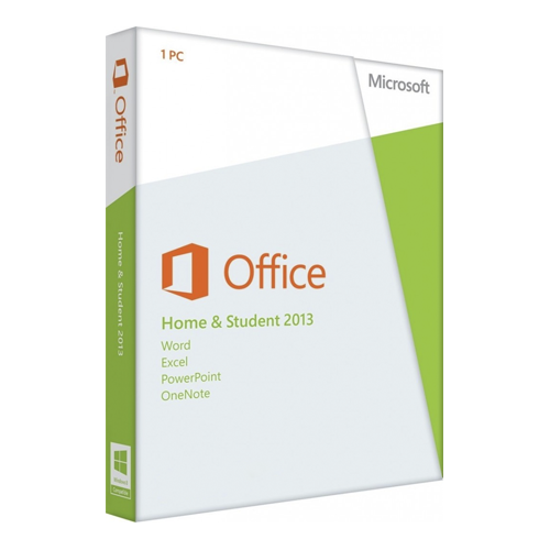 Microsoft Office 2013 Home and Student RU x32/x64 BOX