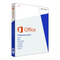 Microsoft Office 2013 Professional RU x32/x64 BOX